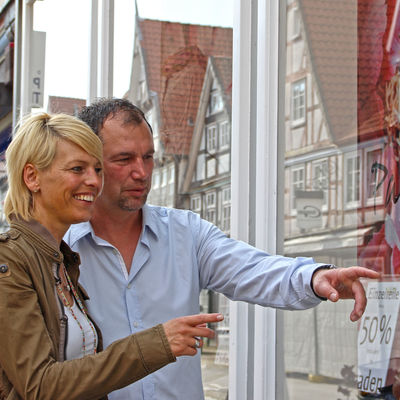 Interner Link: Shopping in Celle